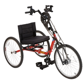 Invacare Top End Excelerator Custom Handcycle Top End