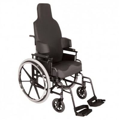 Incredihugger Wheelchair Back Cushion Comfort Company